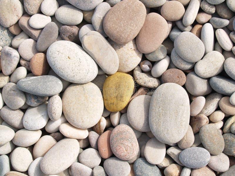 Pebbles stock photography