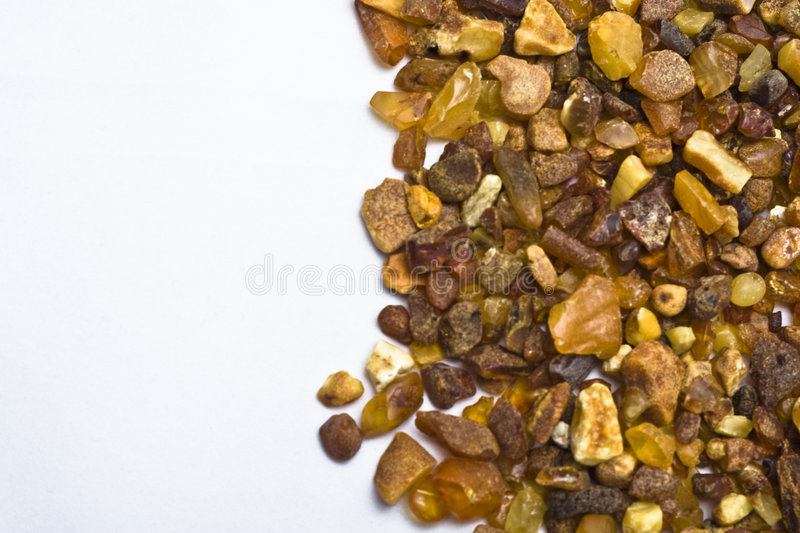 Download Pebbles stock photo. Image of amber, collected, white - 6416962