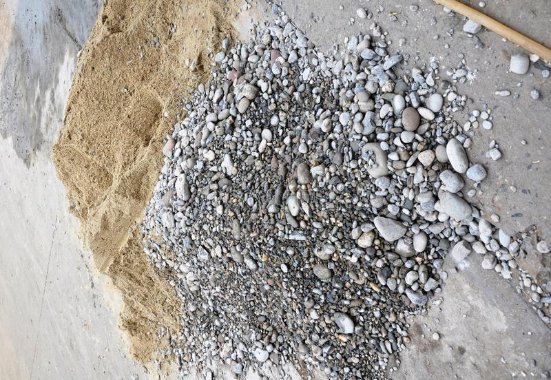 Free Pebbles And Sand Royalty Free Stock Photography - 16421197