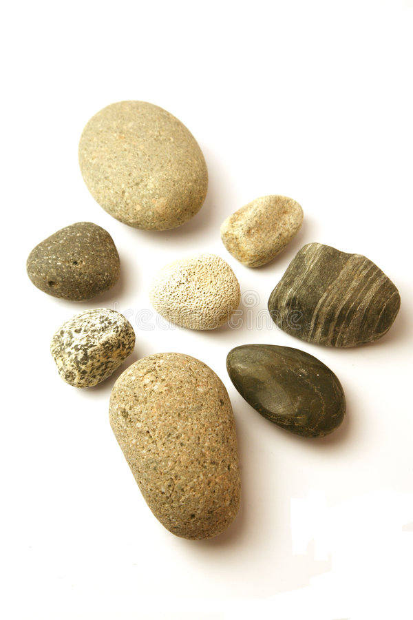 Free Pebbles In A Circle Royalty Free Stock Images - 2990009