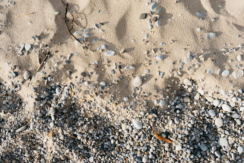Pebbles And Sand Free Public Domain Cc0 Image
