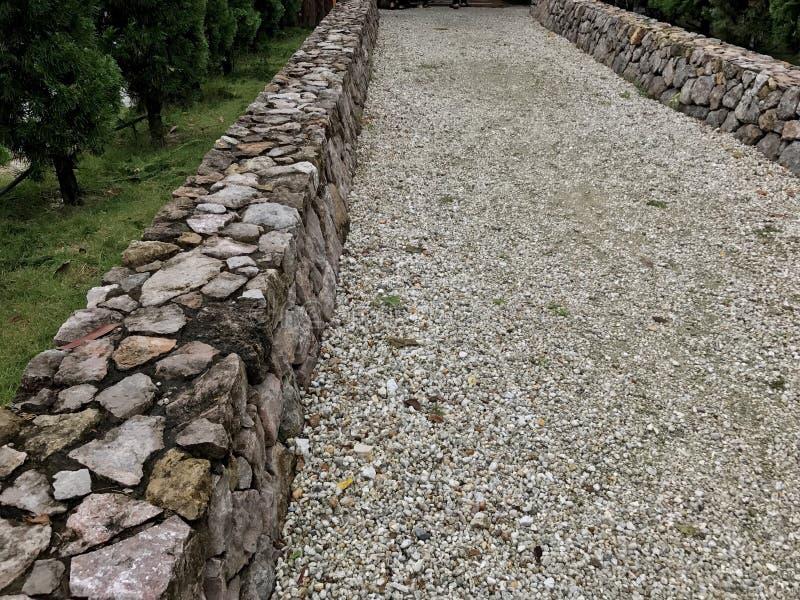Walk way in the garden pebble stone pathway stock photo image of download walk way in the garden pebble stone pathway stock photo image of sidewalk workwithnaturefo