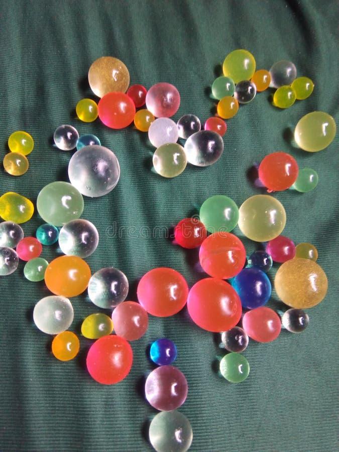 Pebbls bonitos imagem de stock