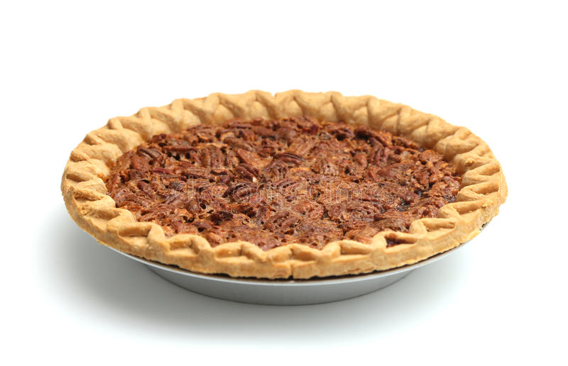 Pecan Pie royalty free stock photo