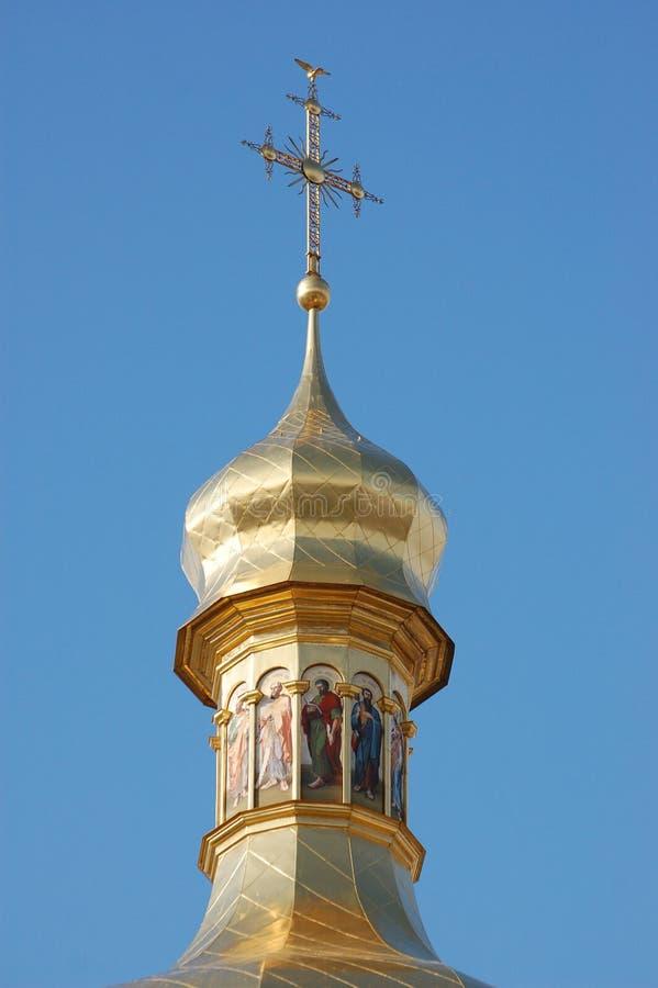 pechersk скита lavra kiev стоковые изображения rf
