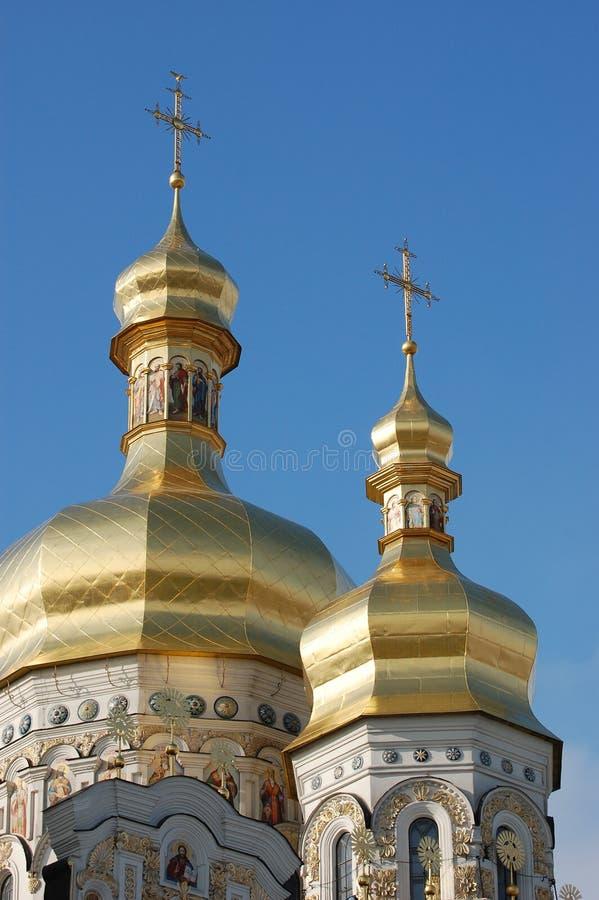 pechersk скита lavra kiev стоковые фото