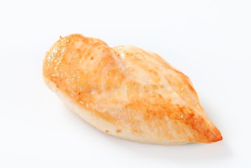 Pecho de pollo chamuscado fotografía de archivo libre de regalías