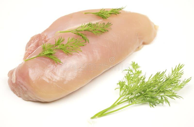 Pechuga de pollo imagenes de archivo