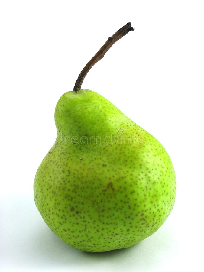 Peckham Pear royalty free stock photography