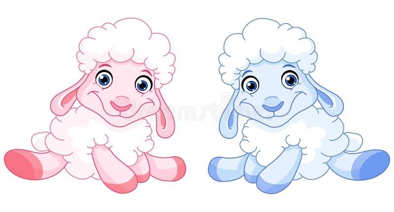 Pecore del bambino