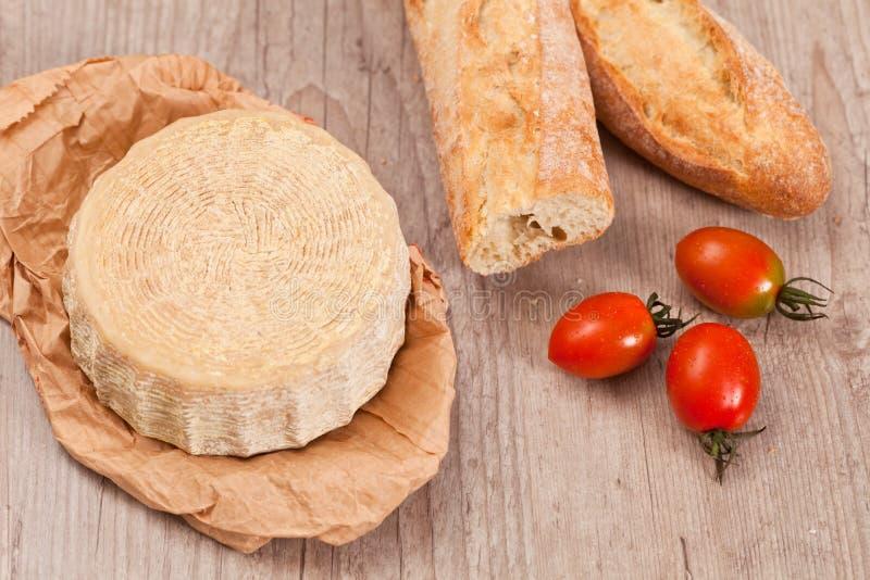 Pecorino Cheese Stock Photos