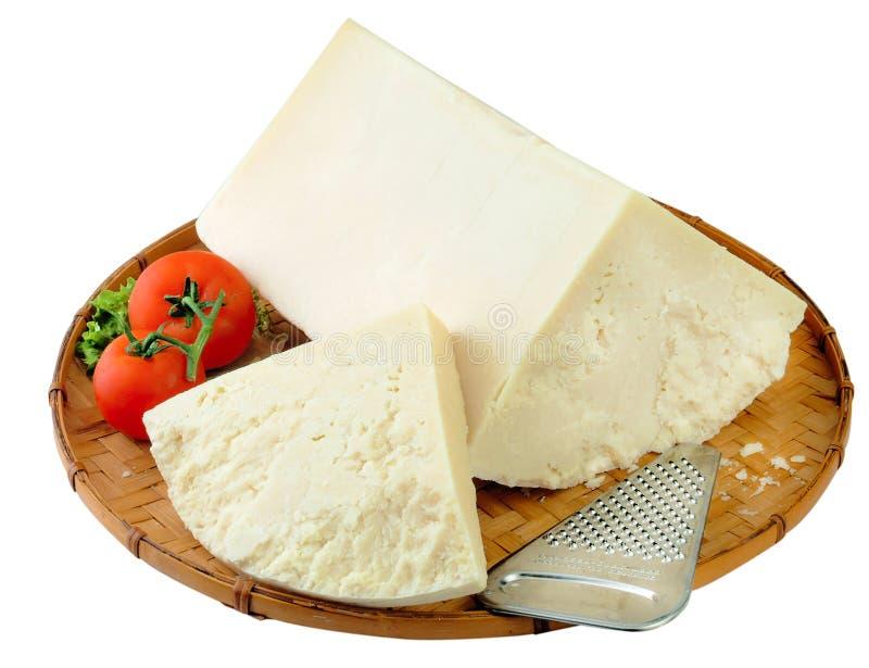 Pecorino Käse stockfotografie