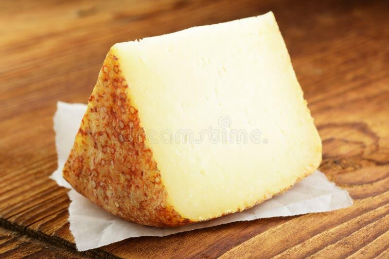 Pecorino, queijo italiano típico fotografia de stock royalty free