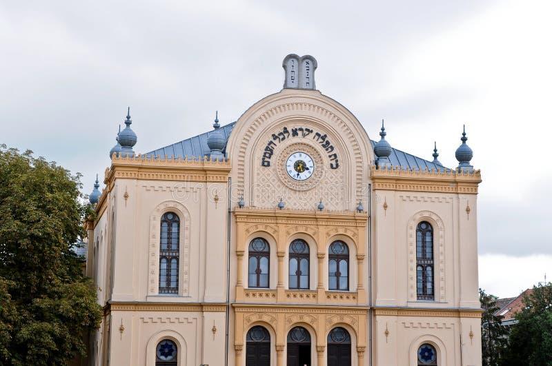 pecs synagoga obrazy stock