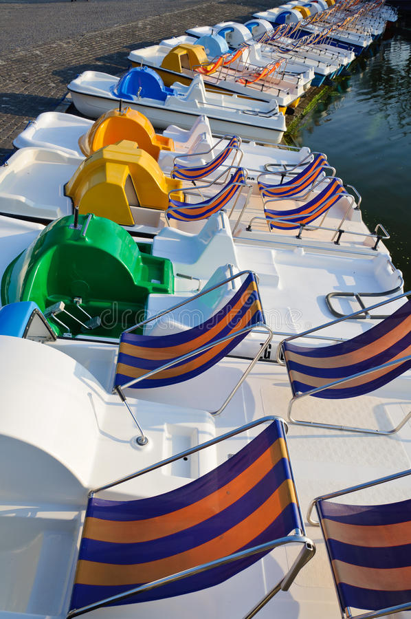 Download Pedal Boat stock image. Image of ship, pedal, boat, tourism - 26410063
