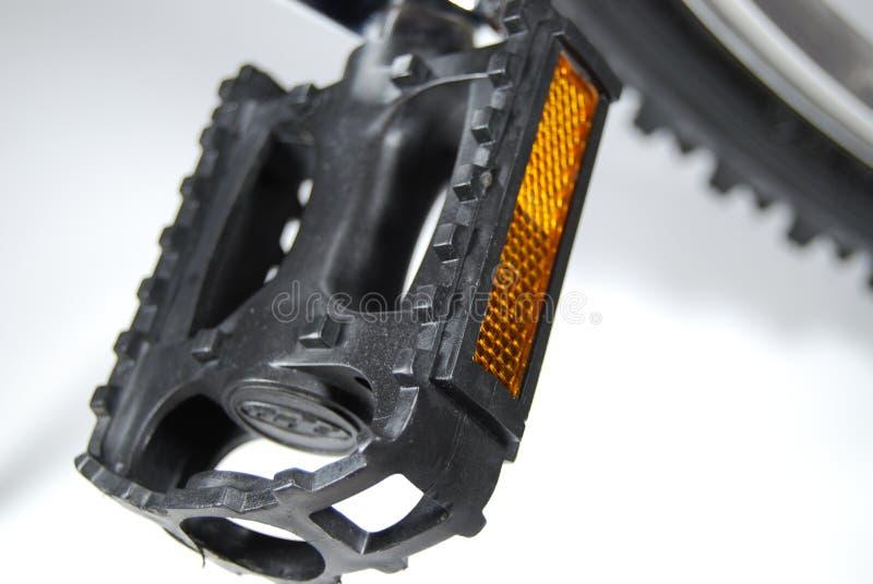 Pedal da bicicleta fotografia de stock royalty free