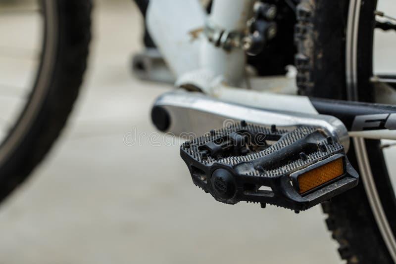 Pedal da bicicleta imagem de stock