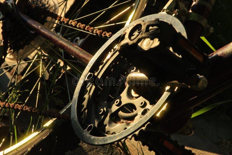 pedale lizenzfreies stockfoto