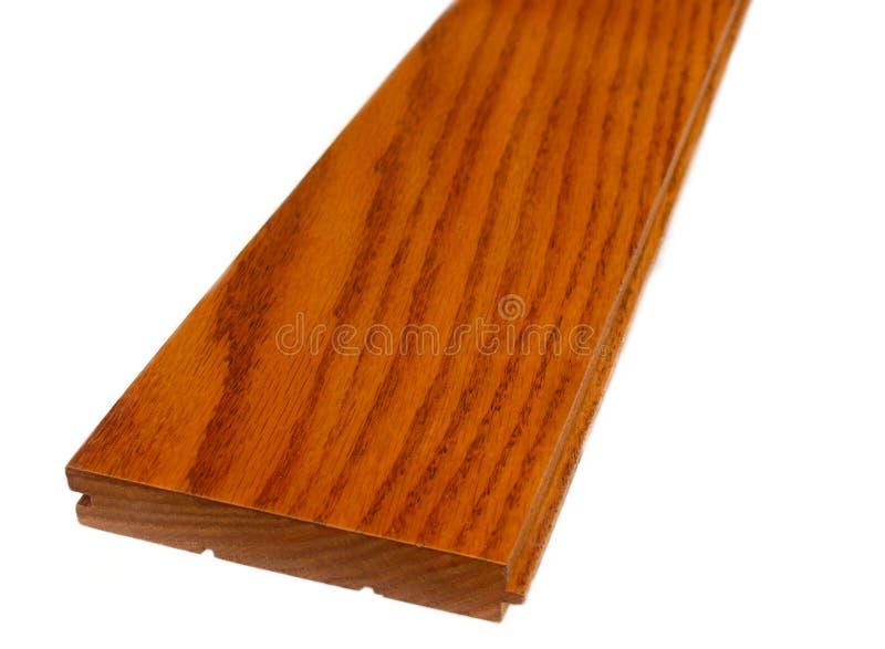 Pedazo de madera del entarimado fotos de archivo