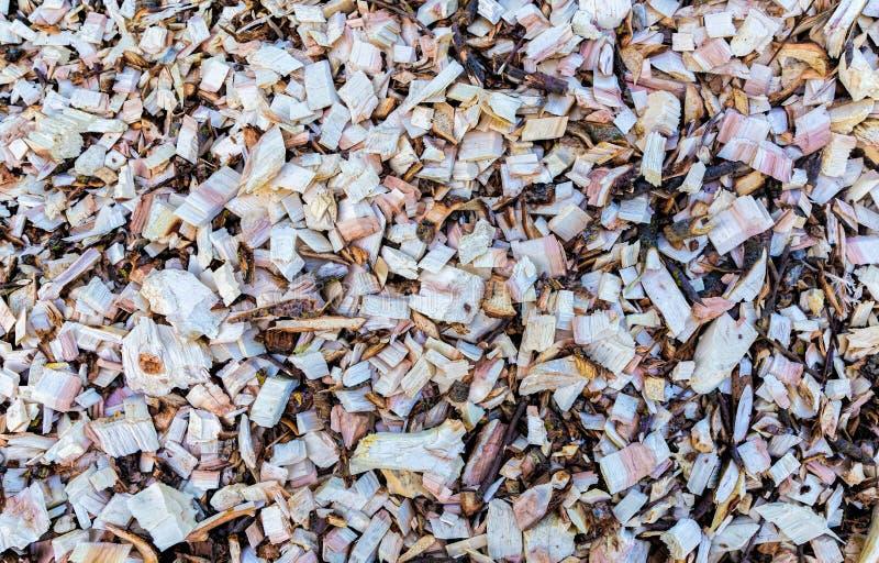 Pedazo de madera Madera reciclada Proceso respetuoso del medio ambiente fotografía de archivo
