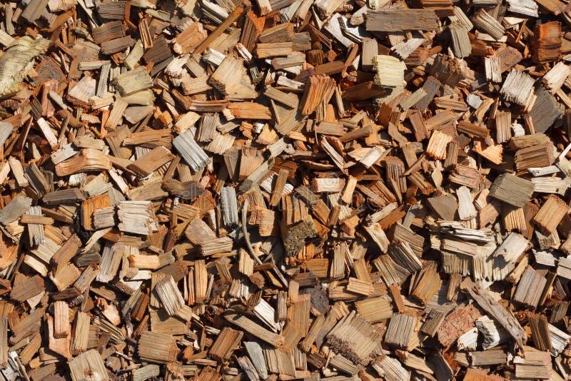 Pedazos de madera imágenes de archivo libres de regalías