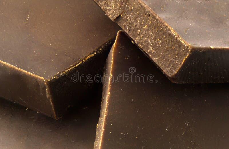 Download Pedazos del chocolate foto de archivo. Imagen de concepto - 100527952