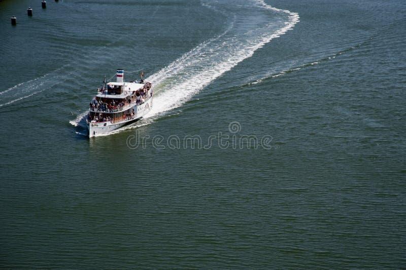 Peddelstoomboot stock afbeeldingen