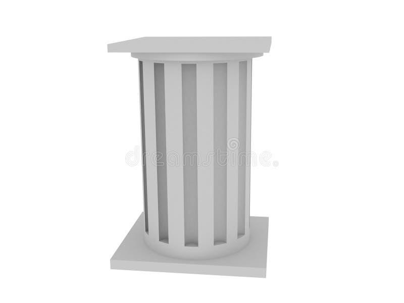 Pedestal stock photos
