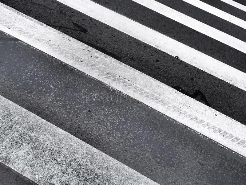 Pedestrian cross royalty free stock photos