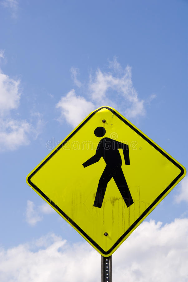 Free Pedestrian Crossing Royalty Free Stock Photo - 11098715