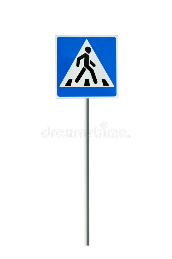 Free Pedestrian Crossing Royalty Free Stock Photos - 19879028