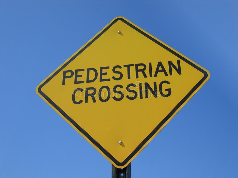 Download Pedestrian Crossing Royalty Free Stock Images - Image: 83359