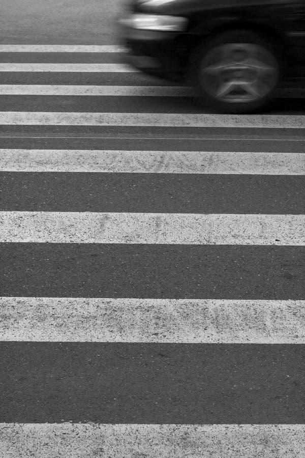 Download Pedestrian crossing stock photo. Image of asphalt, vehicle - 32668164