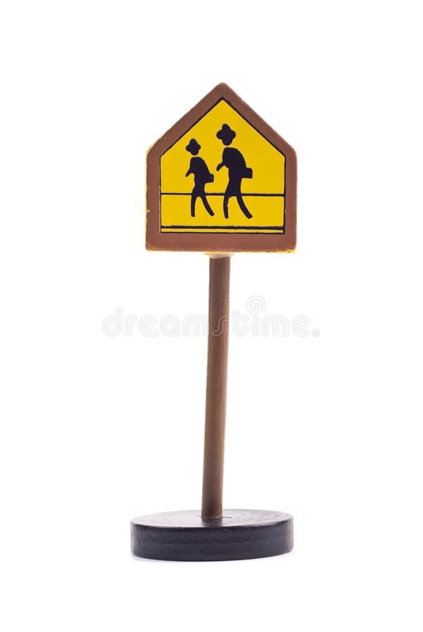 Download Pedestrian Crossing Sign Stock Image - Image: 17220071