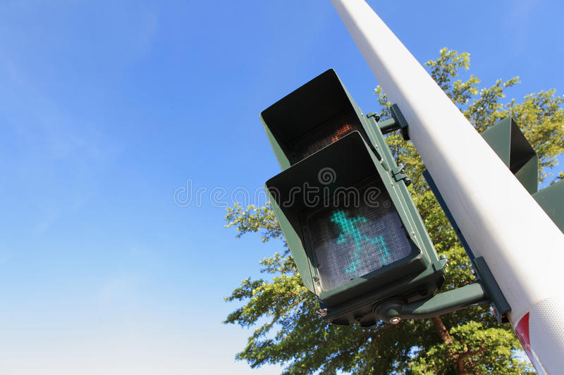 Download Pedestrian Signal Royalty Free Stock Images - Image: 25702999