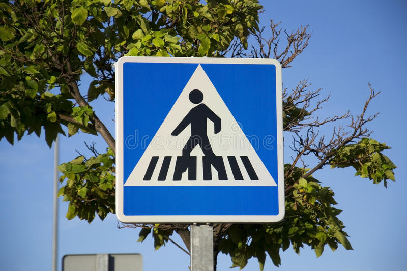 Download Pedestrian signal stock image. Image of caution, town - 26390239
