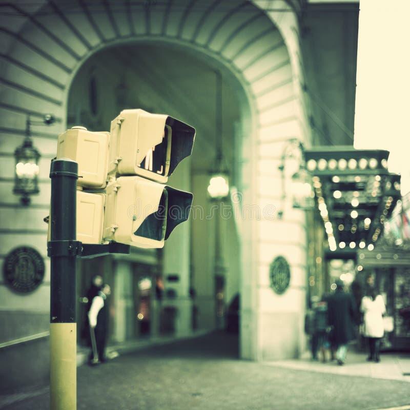 Free Pedestrian Traffic Lights Stock Image - 42474461