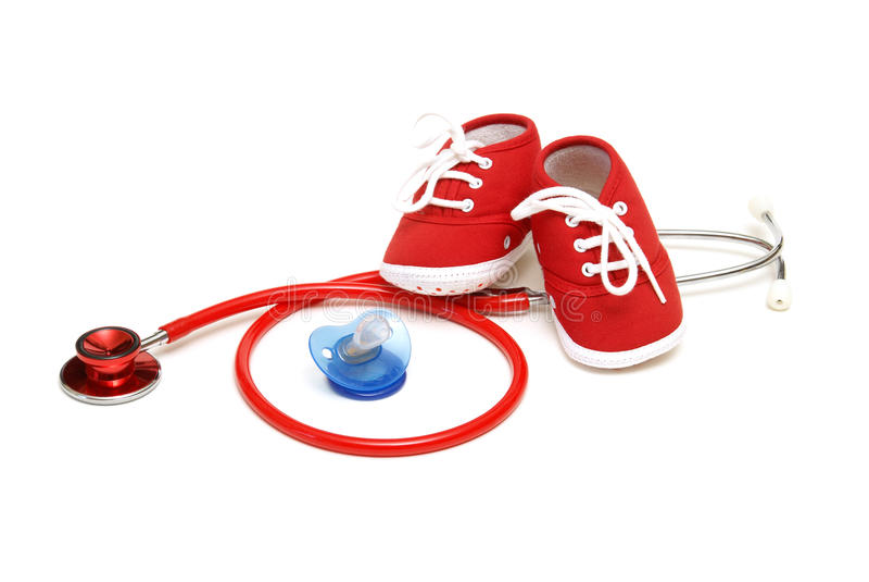 Pediatría fotos de archivo libres de regalías