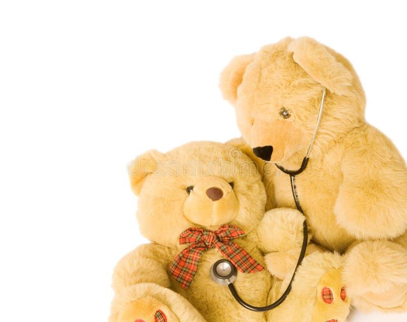 Pediatría fotografía de archivo libre de regalías
