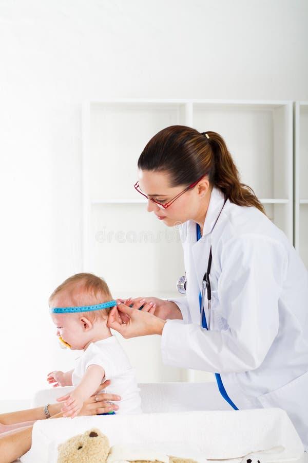 pediatrische Kliniek royalty-vrije stock afbeeldingen