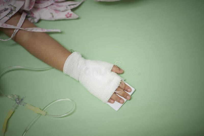 Pediatryczni pacjenci zdjęcie royalty free