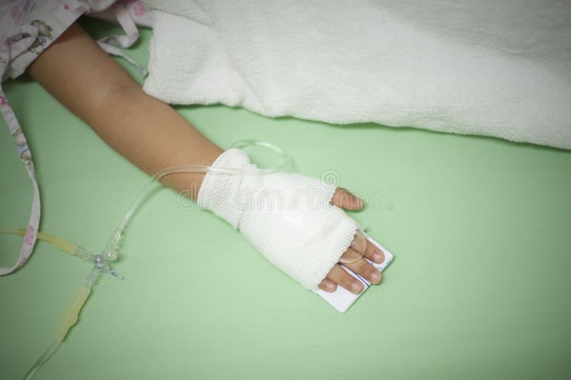 Pediatryczni pacjenci zdjęcie stock