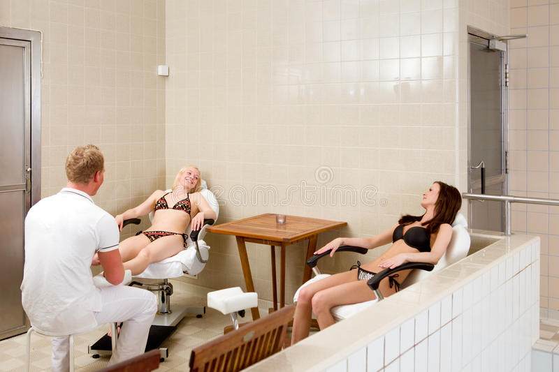 Download Pedicure And Foot Massage Stock Image - Image: 20072801