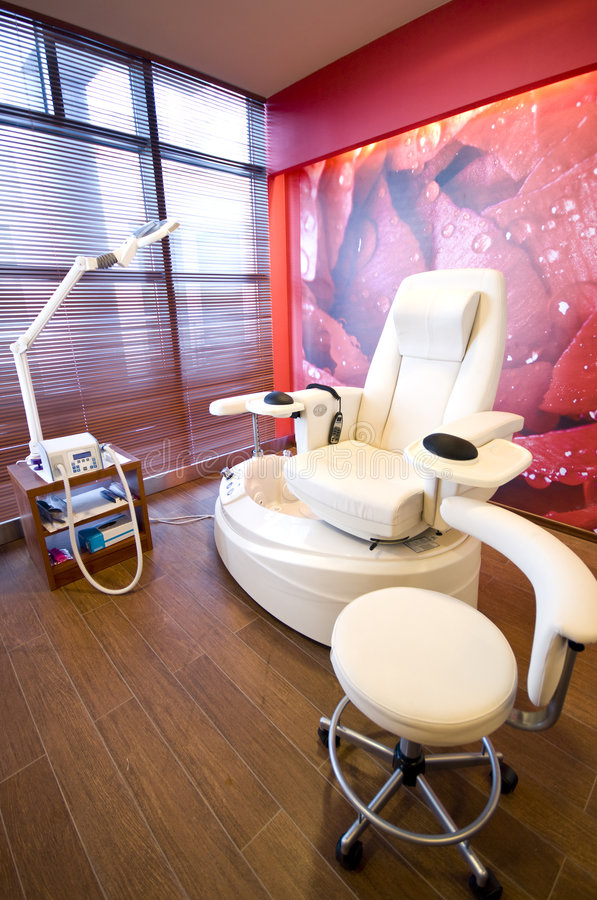 Download Pedicure room stock image. Image of being, elegant, comfortable - 6892795