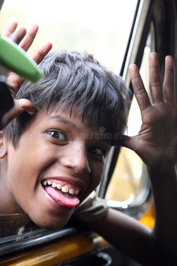 Pedintes de Calcutá foto de stock royalty free