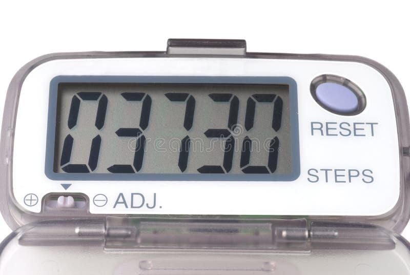 Download Pedometer stock image. Image of close, pedometer, step - 9148243