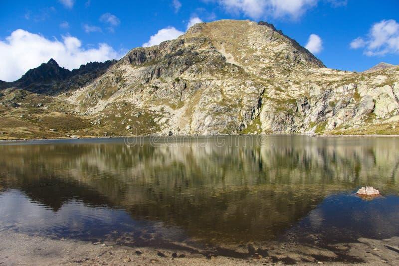 Download Pedourres Lake - Andorra, Pyrenees Stock Photo - Image: 11247150