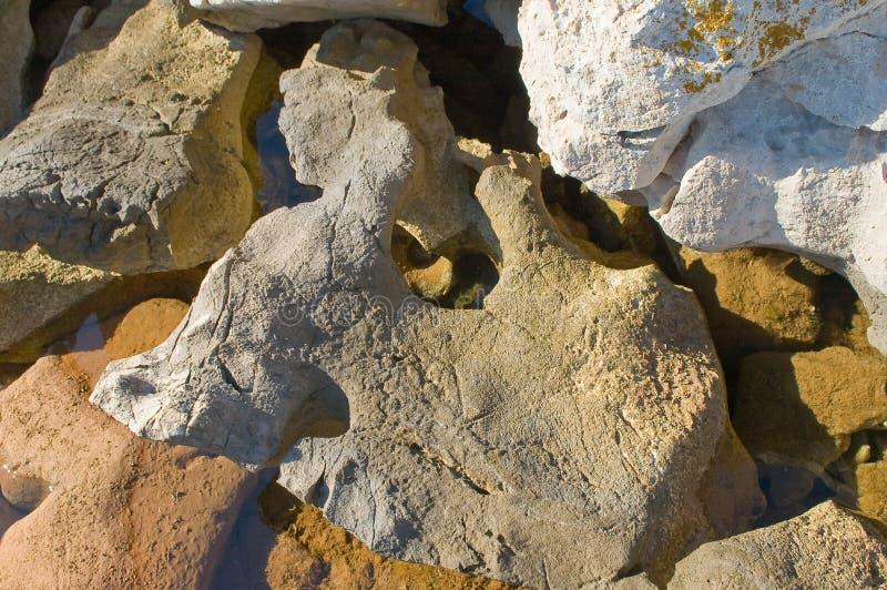 Pedra foto de stock