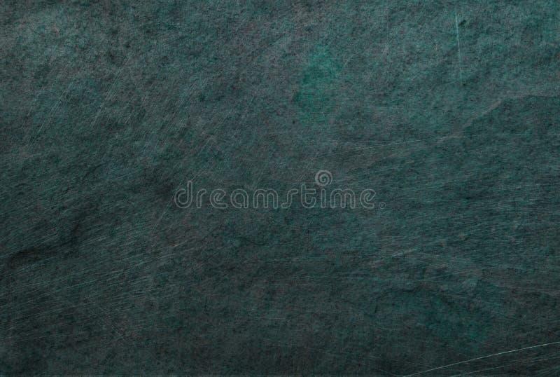 A pedra azul escura da mármore arranhou o fundo da textura conceptual não 94. fotografia de stock royalty free