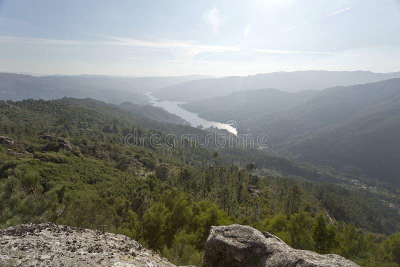 Pedra Bela Viewpoint fotografie stock
